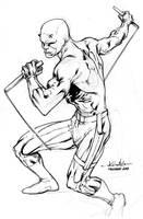 Daredevil polymanga 2014 by SpiderGuile