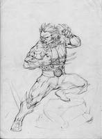 Wolverine - June1st2014 by SpiderGuile