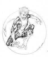 Nightcrawler - June2nd2014 by SpiderGuile