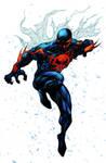 Spider-man 2099 - Crisstiano Cruz Colors
