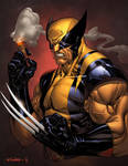 Wolverine - Simon Gough color
