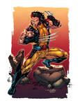 Wolverine - Alonso Espinoza Colors