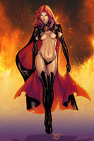 Goblin Queen - Pask colors by SpiderGuile