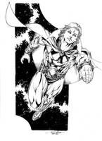 Adam Warlock 70s by SpiderGuile