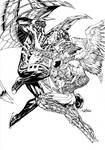 Archangel vs Hawkman
