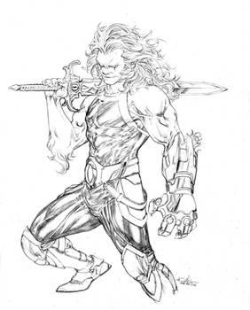 Thundercats's Lion-O