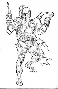 Star Wars's Boba Fett