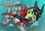 spider-man thursday 43 - Dan Olvera colors