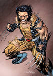 wolverine feral and trashed