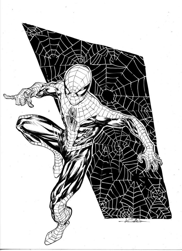 Spider-Man - Brussels Comicon 2017 by SpiderGuile