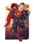 Superman - Drink'n'Draw Paris