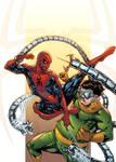 Spider-Man Thursday 44 - Pixeltool colors