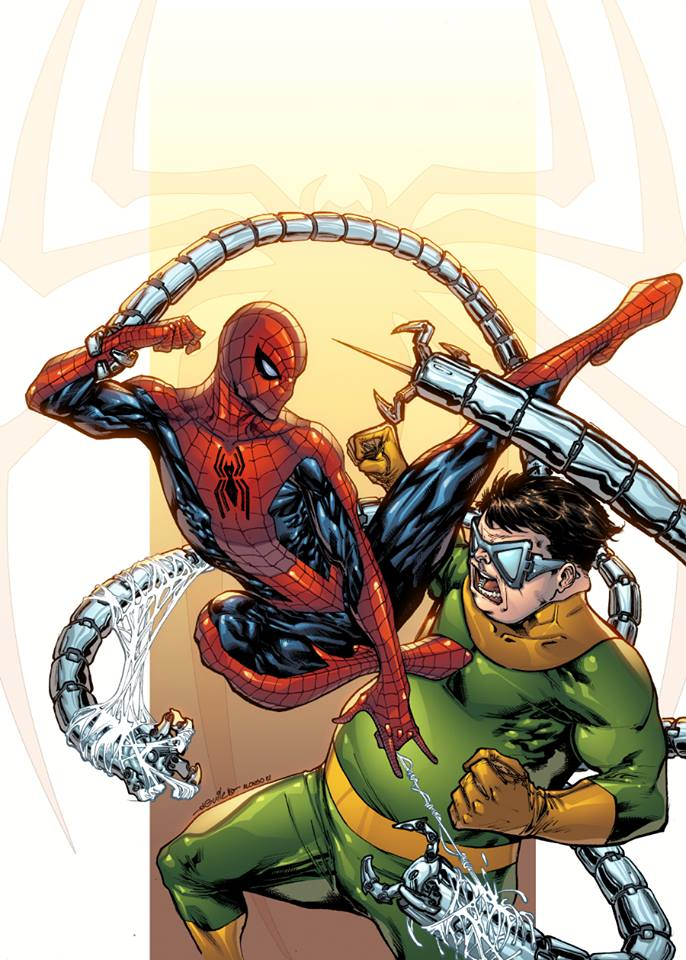 Spider-Man Thursday 44 - Pixeltool colors by SpiderGuile