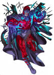 Magneto - Daniel M.Chavez colors