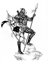 T'Challa, King of Wakanda, Black Panther