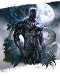 Black Panther - Daniel M. Chavez colors