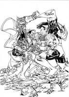 Colossus versus Gladiator - The Rematch