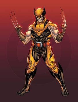 Wolverine costume redesign