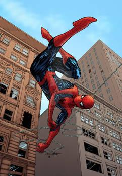 Spider-Man Thursday 48 - Renan Linod colors