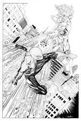 Spider-Man Thursday 50 - Spider-Man vs Firelord