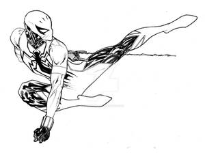 Alulu, the congolese Spider-Man