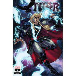 Thor #7 Guile Sharp variant cover