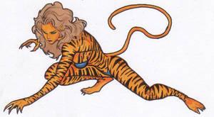 Tigra roooaaaaaarrrrr