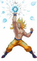 Son Goku of DBZ