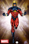 Captain Mar-Vell color version