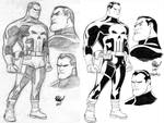 Punisher by Wieringo and me