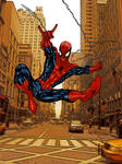 Webthwipping Spider-Man color