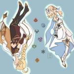 The Twins-Genshin Impact