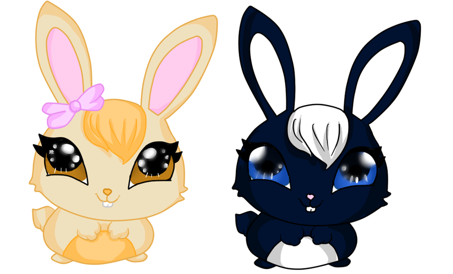 Adoprables: Bunny ^_^ by WinxSale