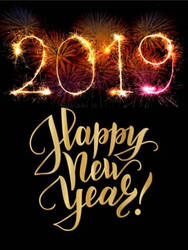 happy new year by akilmalaysia