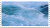Waves..  stamp by VanillaPillow