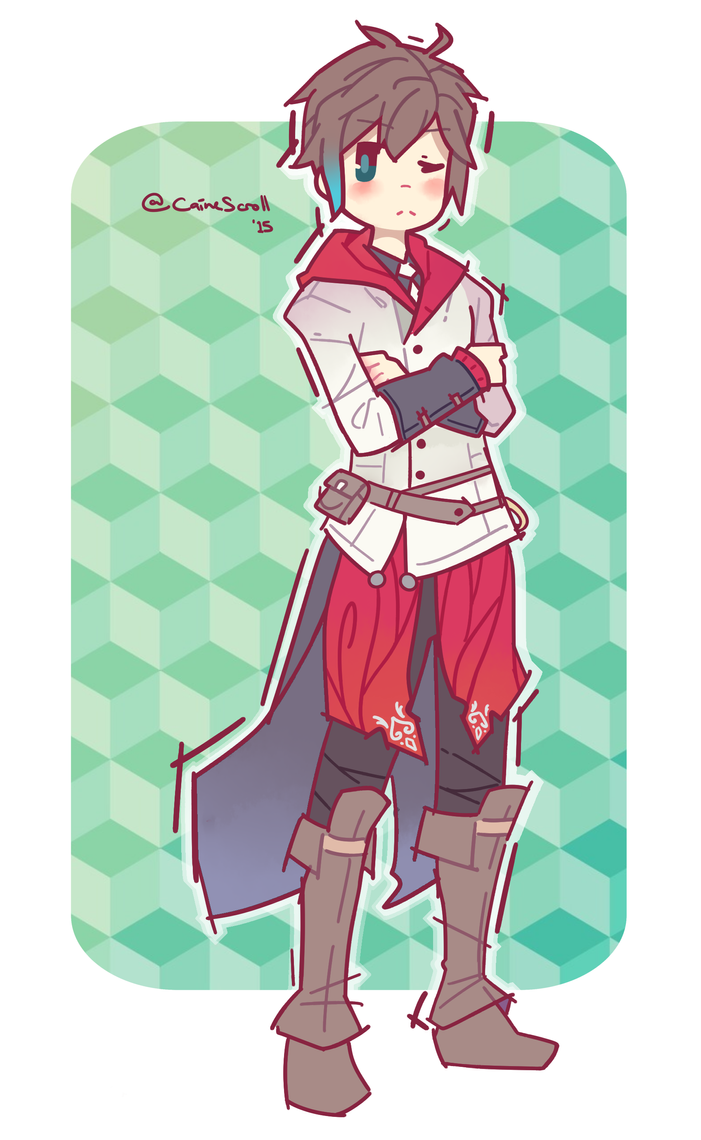 Treize by CaineScroll