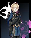 Fire Emblem Fates: Leon (colored)