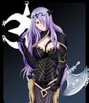 Fire Emblem Fates: Camilla (coloured)