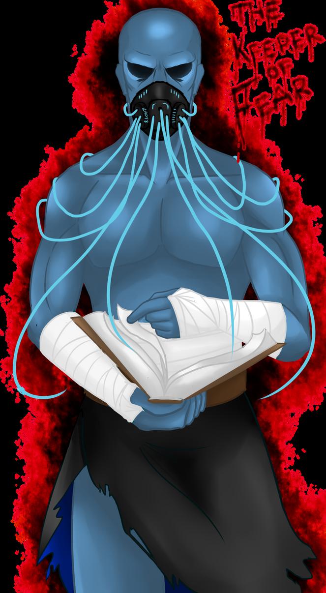 MrCreepPasta by LadyAghte