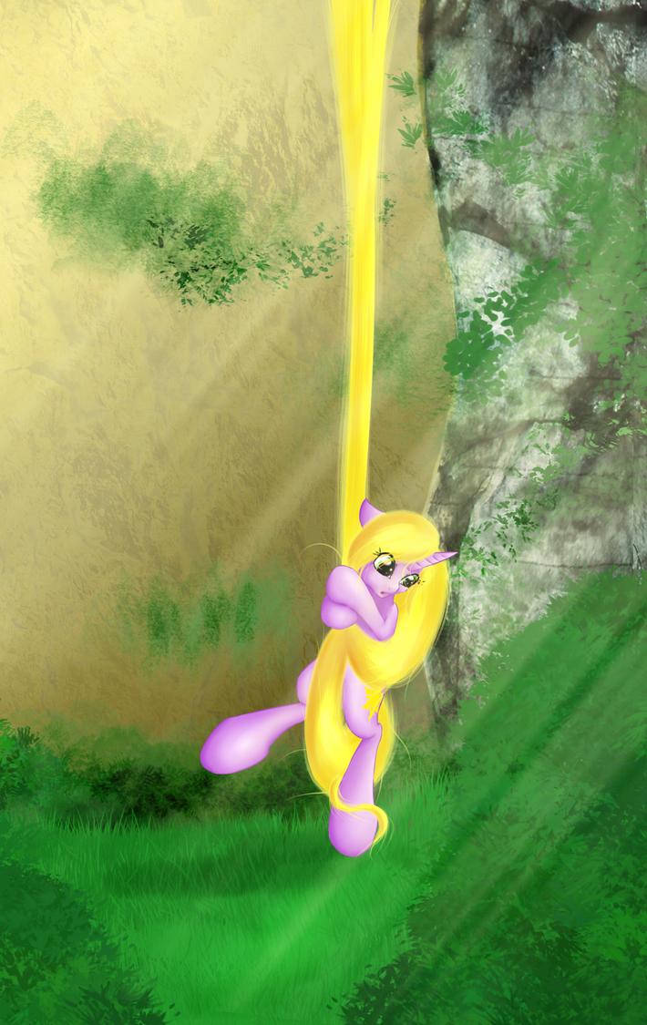 Rapunzel by Farcuf