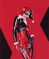 Harley Quinn by AllisonSohn