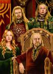 Royal Family of Rohan