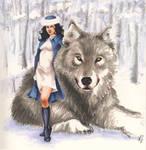 SnowWhite and Bigby Wolf