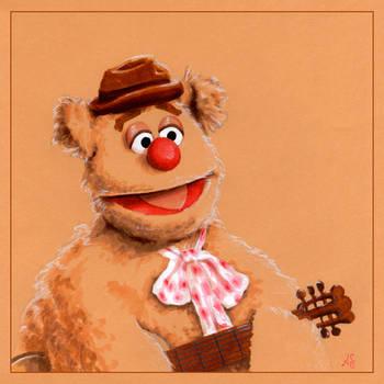 Fozzie Bear by AllisonSohn
