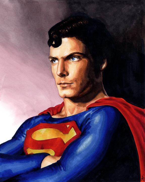 The Man of Steel by AllisonSohn