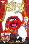 The Muppet Show Comic Sketch Coverfeaturing Animal by AllisonSohn