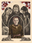 Arya Stark : Valar Morghulis