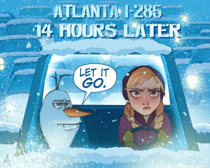 Let It Go. by AllisonSohn