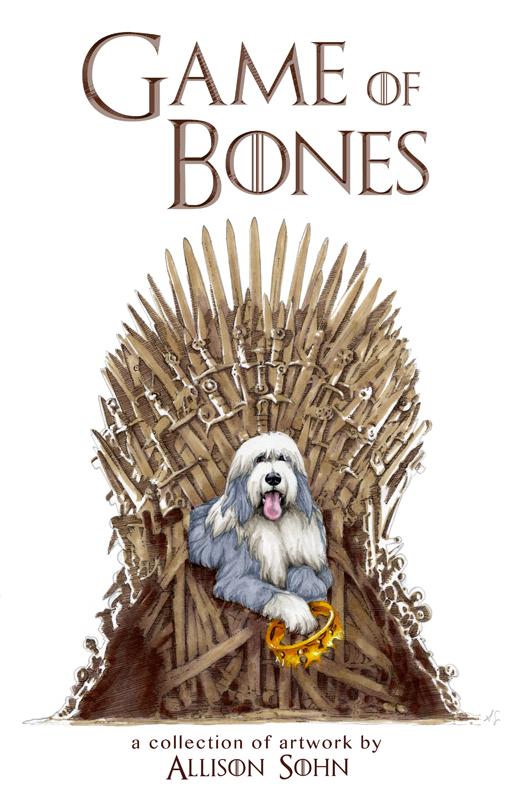 Game of Bones by AllisonSohn