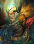 Battle gods